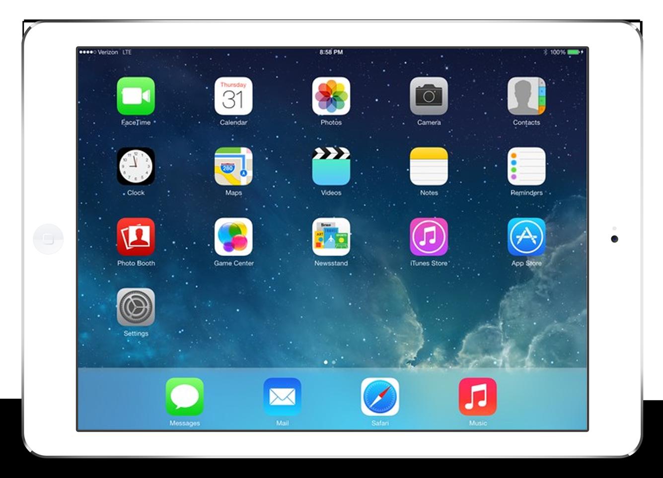 Apple iPad Air WiFi 16GB